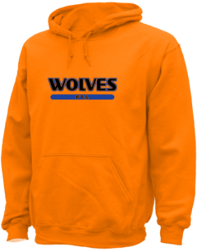 Men's Flora High School Wolves Apparel