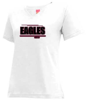 Women's Hancock High School Eagles Apparel