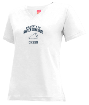 Women's Newton Community High School Eagles Apparel