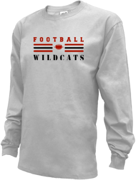 Kids Albion High School Wildcats Apparel