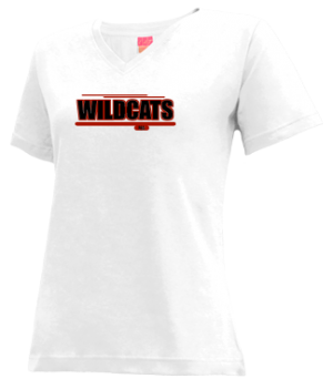 Women's Albion High School Wildcats Apparel