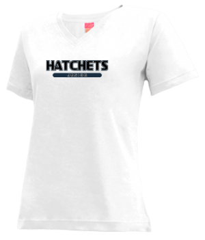 Women's Bad Axe High School Hatchets Apparel