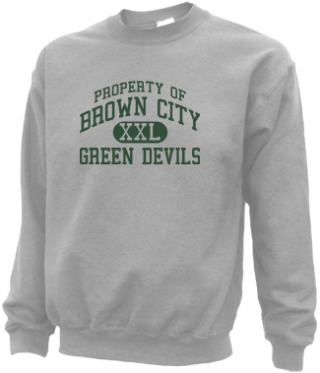 Women's Green Devils  Sweatshirts
