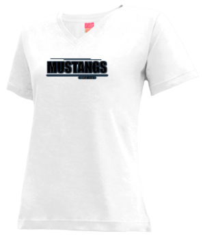 Women's Grand Traverse Academy High School Mustangs Apparel