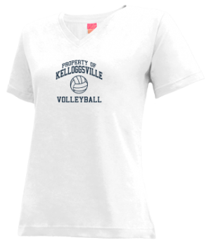 Women's Kelloggsville High School Rockets Apparel