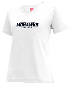 Women's Morley Stanwood High School Mohawks Apparel