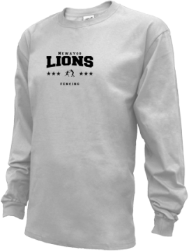 Kids Newaygo High School Lions Apparel