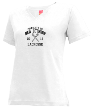Women's New Lothrop High School Hornets Apparel