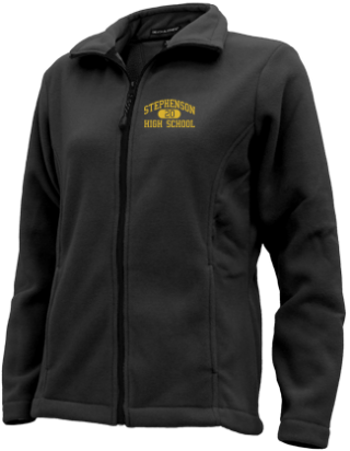 Women's Eagles Embroidered Fleece Jackets