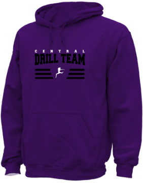 Men's Central High School Purple Pounders Apparel