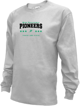 Kids New Providence High School Pioneers Apparel