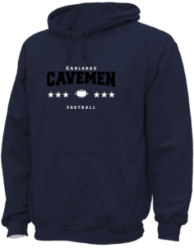 Men's Carlsbad High School Cavemen Apparel