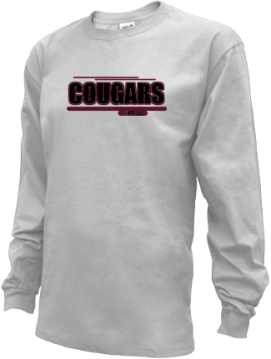 Kids Tohatchi High School Cougars Apparel