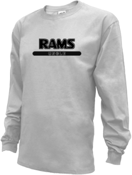 Kids Portales High School Rams Apparel