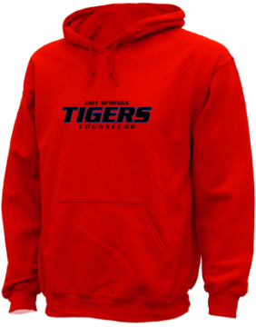 Men's Hot Springs High School Tigers Apparel