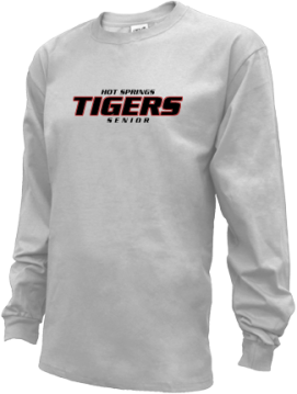 Kids Hot Springs High School Tigers Apparel