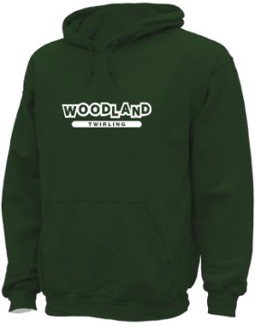 Men's Woodland High School Beavers Apparel