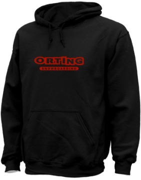 Men's Orting High School Cardinals Apparel