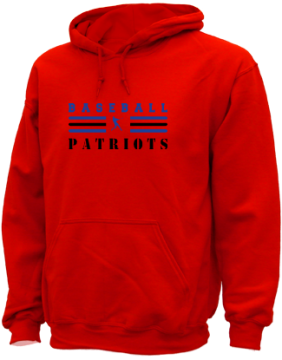 Men's Oakland High School Patriots Apparel