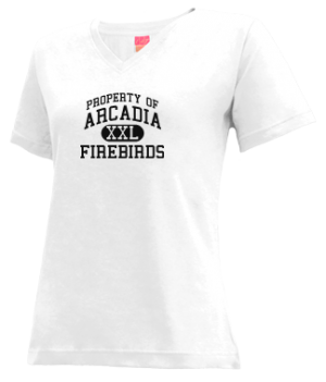 Women's Arcadia High School Firebirds Apparel