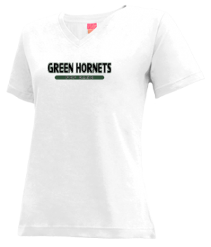 Women's Wilson Memorial High School Green Hornets Apparel