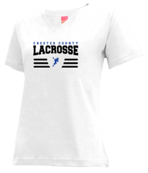 Women's Chester County High School Eagles Apparel