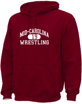 Men's Mid-carolina High School Rebels Apparel