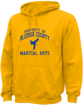 Men's Bledsoe County High School Warriors Apparel