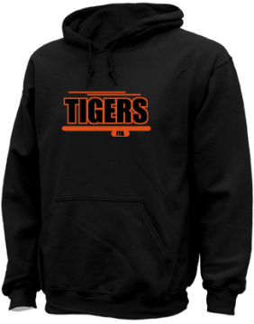 Men's Meigs County High School Tigers Apparel