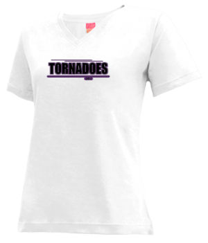 Women's Union City High School Tornadoes Apparel