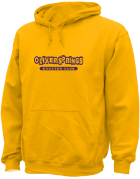 Men's Oliver Springs High School Bobcats Apparel
