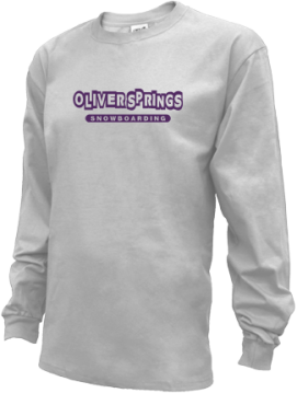 Kids Oliver Springs High School Bobcats Apparel