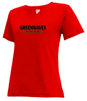 Women's East Grand Forks High School Greenwaves Apparel