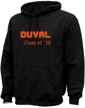 Men's Duval High School Tigers Apparel