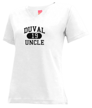 Women's Duval High School Tigers Apparel