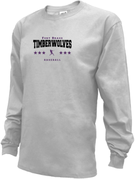 Kids Fort Bragg High School Timberwolves Apparel