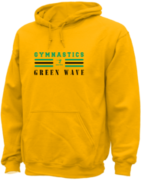 Men's Joel Elias Spingarn High School Green Wave Apparel