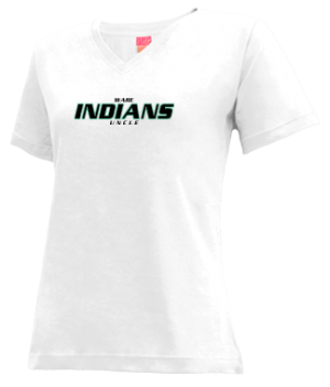 Women's Ware High School Indians Apparel