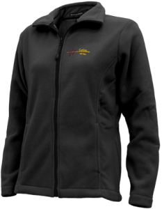 Women's Caribou High School Vikings Embroidered Fleece Jackets