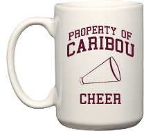 Caribou High School Vikings Coffee Mugs (15oz)