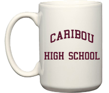 Caribou High School Vikings Mugs & Bottles