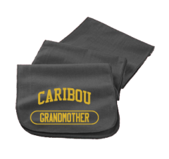 Caribou High School Vikings Embroidered Scarfs