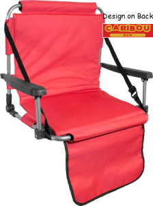 Women's Caribou High School Vikings  Structured Stadium Seats