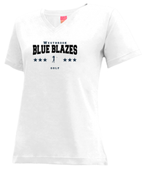 Women's Westbrook High School Blue Blazes Apparel