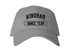 Women's Windham High School Eagles Embroidered Baseball Caps
