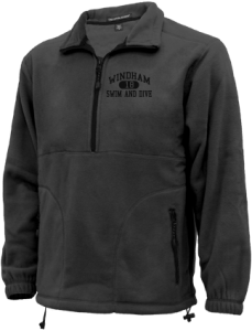 Men's Windham High School Eagles Embroidered Fleece Jackets