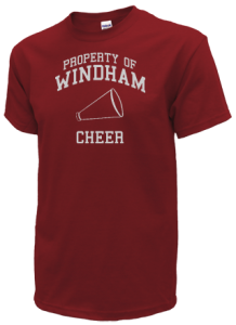 Women's Windham High School Eagles  T-Shirts