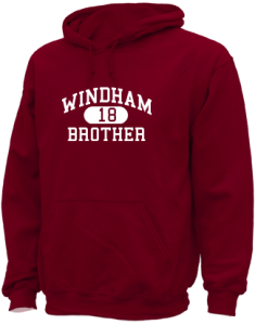 Women's Windham High School Eagles Sweaters