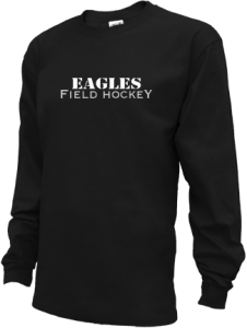 Kids Windham High School Eagles Long Sleeve Youth Shirts