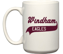 Windham High School Eagles Mugs & Bottles